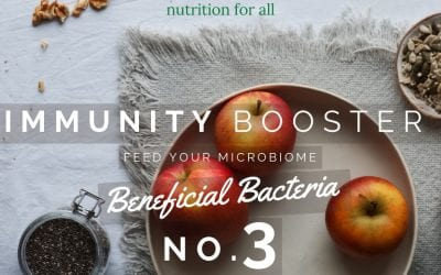 Immunity Boosting Tip #3: Beneficial Bacteria