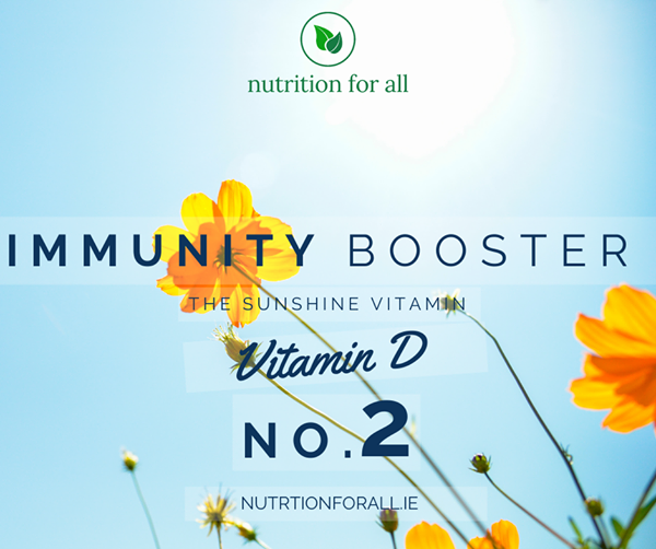 Immunity Booster Tip 2 Nutrition for all